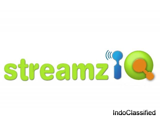 streamzIQ. Never Miss A Show, Never Miss A Game!