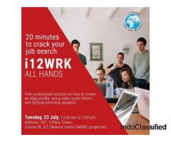 Fresher Job Alert For India - i12wrk.com