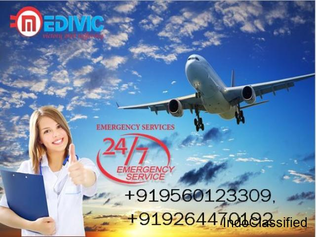 Utilize Hassle-Free Air Ambulance in Mumbai with Medical Support