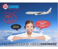 Book India No-1 Air Ambulance in Chennai with Medical Facility