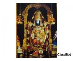 chennai to tirupati best one day packages