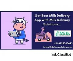 App for milk delivery