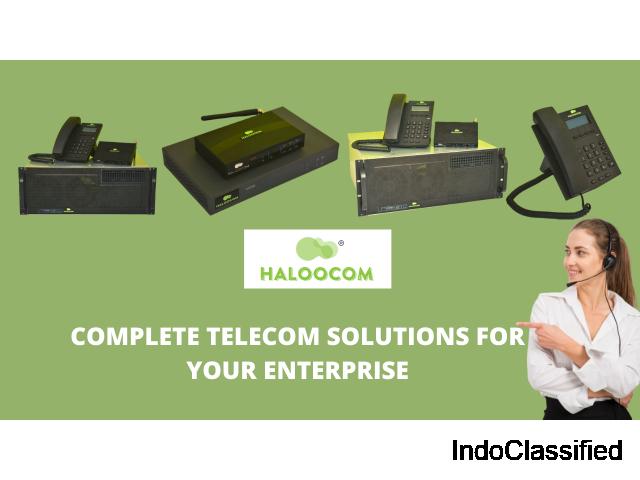 Haloocom | Complete Telecom communication providers