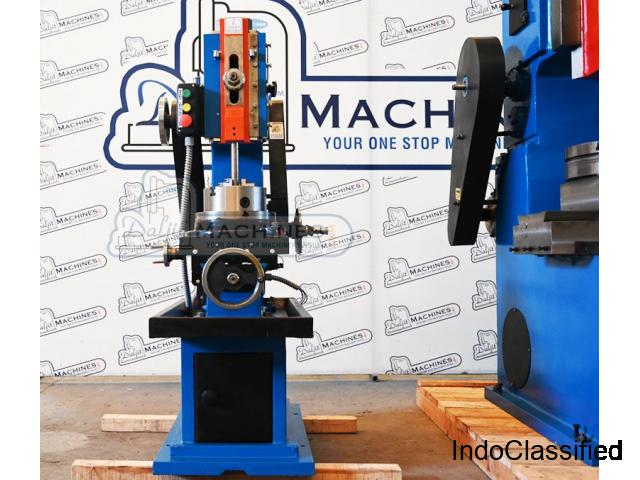 Leading Manufacturing of Slotting Machine India