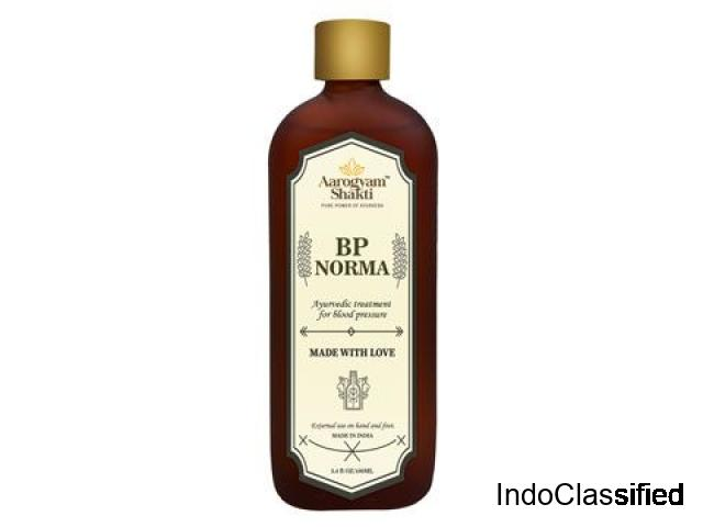 Best Ayurvedic Medicine for High Blood Pressure | Vedobi