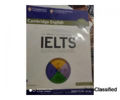 The Official Cambridge Guide-Book to IELTS