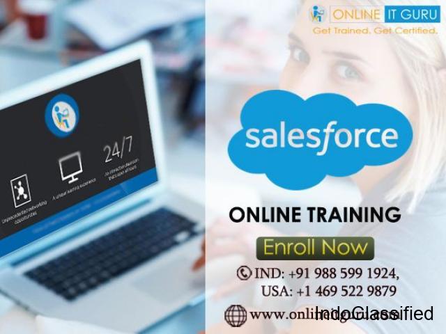 salesforce online training in india | best salesforce training