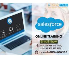 salesforce online training in india | best salesforce training