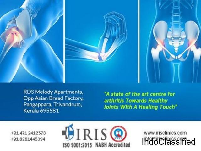 Rheumatoid Arthritis Doctor in Trivandrum