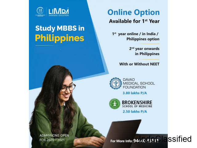 eligibility to study mbbs in philippines