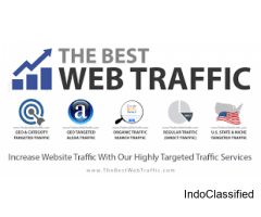 The Best Web Traffic | Buy High Quality Targeted Website Traffic