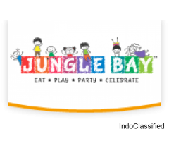 Jungle Bay - The best kids play zone in hyderabad.
