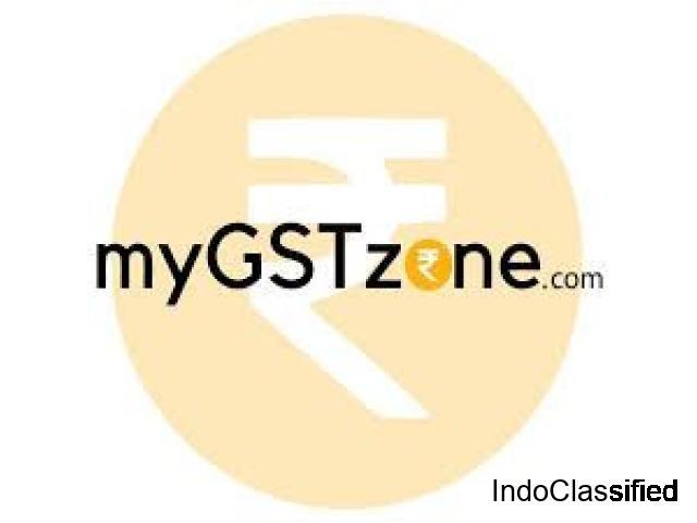 GST return filing service online