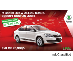 Mahavir Skoda rapid Monte Carlo price and specifications