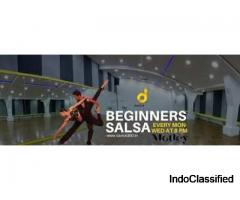 Salsa Classes in Bangalore | Salsa Dance Class | Motley Dance Company