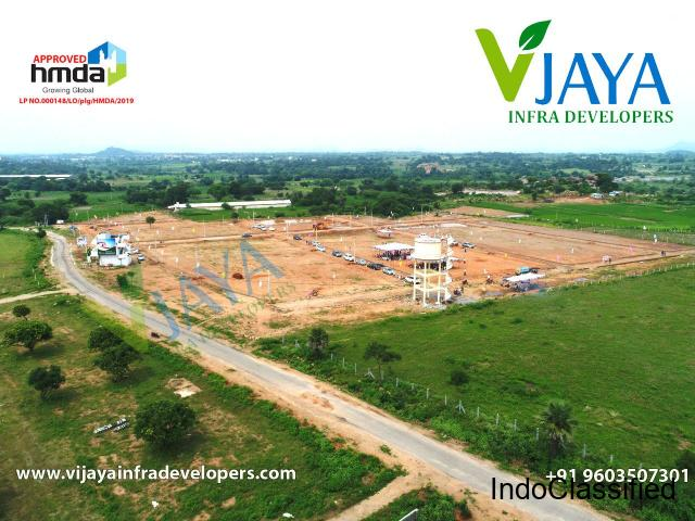 Infra developers in Hyderabad
