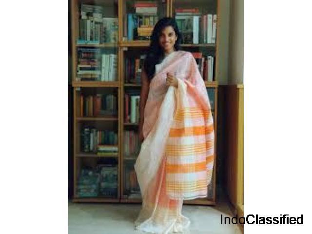 Handloom Saree Online Shopping in India | Tamarind Chutney