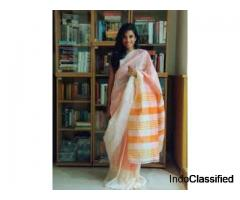 Handloom Saree Online Shopping in India | Tamarind Chutney