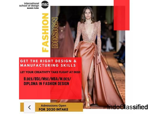 Admission open for Interior and Fashion Designing courses in Pune