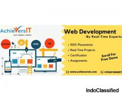 Best Web Development Course