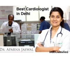 Do you have a heart condition? Meet Best Cardiologist in Delhi- Dr. Aparna Jaswal