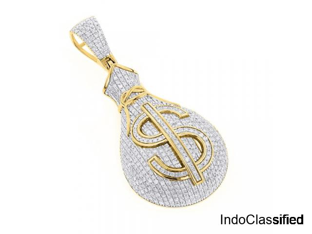 HIP HOP Diamond & Gold Jewelry: Both Brand New & Custom Made: Best Prices !