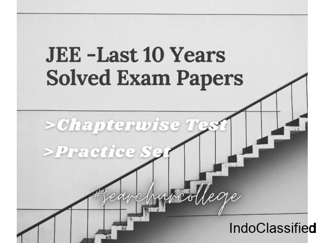 JEE Main 2021 January examination date soon