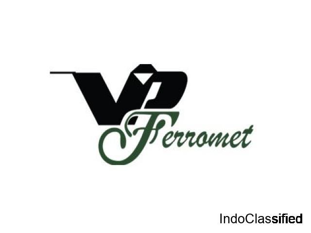 VIP Ferromet manufacturing and exporting