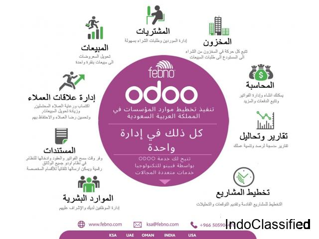Odoo ERP Installation and Implimentation