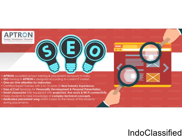 SEO Course in Noida