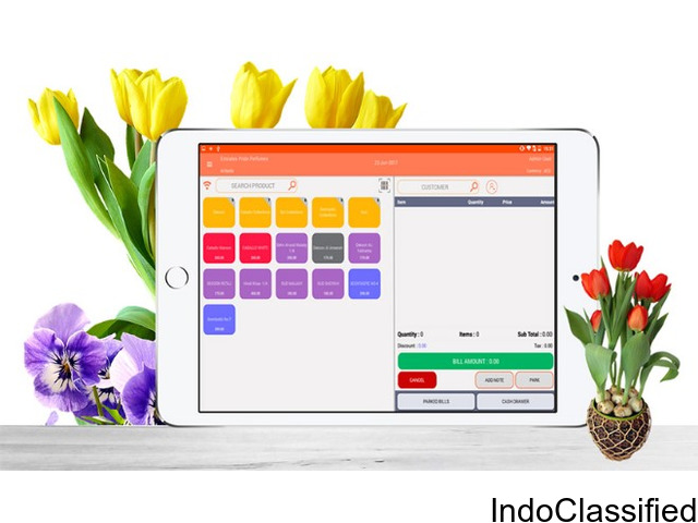 flower shop pos system
