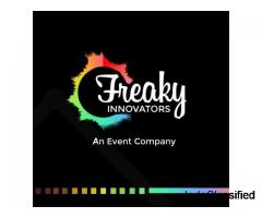 Wedding Planner in Ahmedabad - Freaky Innovators