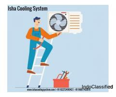 AC Installation Services in Ahmedabad-Isha cooling system