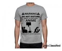 Buy Printed T-shirt at Low Price