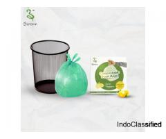 Compostable Trash Bags | Lemon & Lavender Fragrance | Biotown Online Shopping