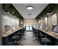 A Premium Coworking Office Space in Ahmedabad - Karma Workspaces