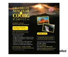 New Year Package To Coorg