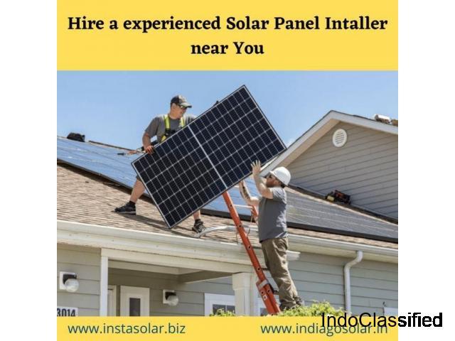 Find solar panel installer | Solar installation service near you
