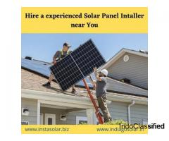 Find solar panel installer | Solar installation service near you