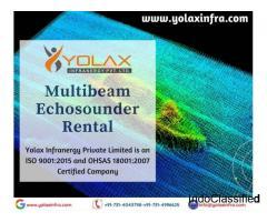 Multibeam Echosounder Rental