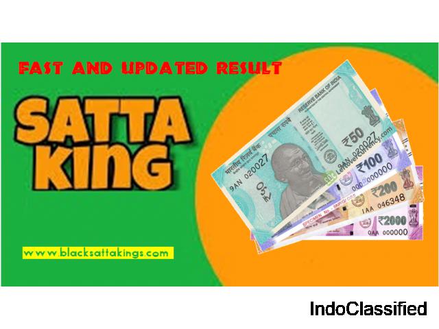 Lucky & Fast Website for Black Satta King Result
