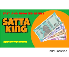 Lucky & Fast Website for Black Satta King Result
