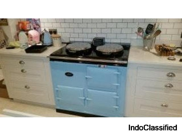 Reconditioned AGA - Renovated AGA - Kingscookers
