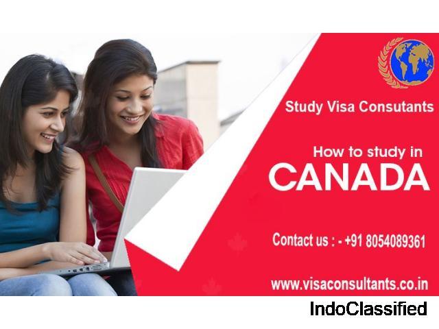 Study Visa Consultants in Jalandhar