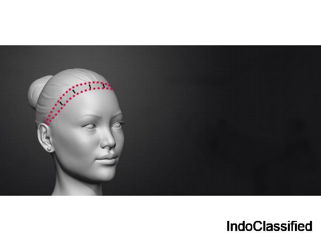 Forehead Feminization in India
