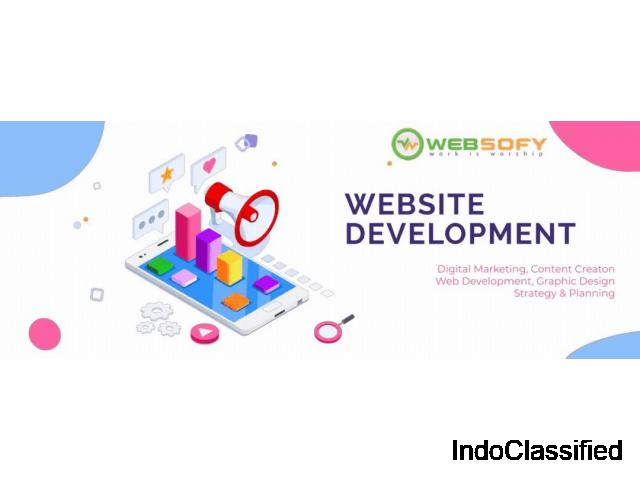 Web Designing in Lucknow - Websofy