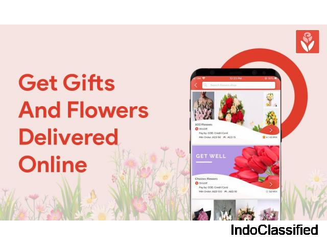Get Gifts and Flowers Delivered Online