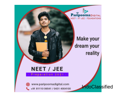 Neet Coaching Online: Paripoorna Digital