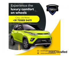 Comfort Drive - Car Rentals in Chennai | Car Rental | Luxury Car Rental | Chennai Car Rental