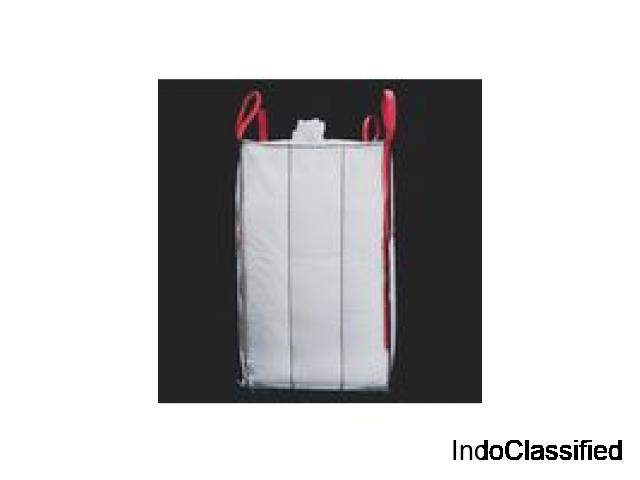 Get The Best Priced FIBC Baffle Bags / Q Bags at Jumbobagshop